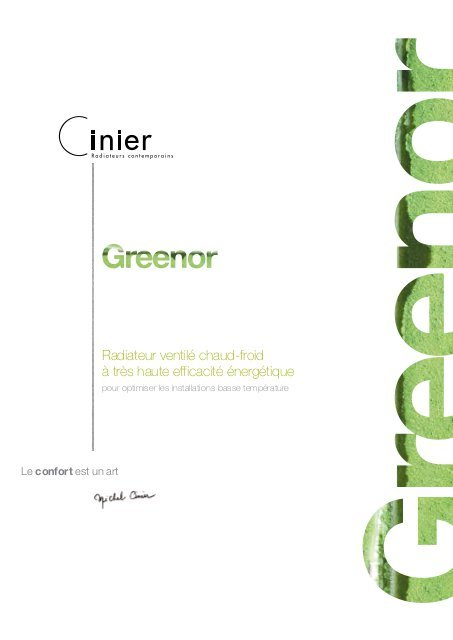 GREENOR Fancoil
